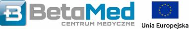 BetaMed logo z logiem UE