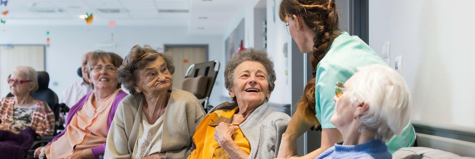 Spotkanie pacjentów - seniorów