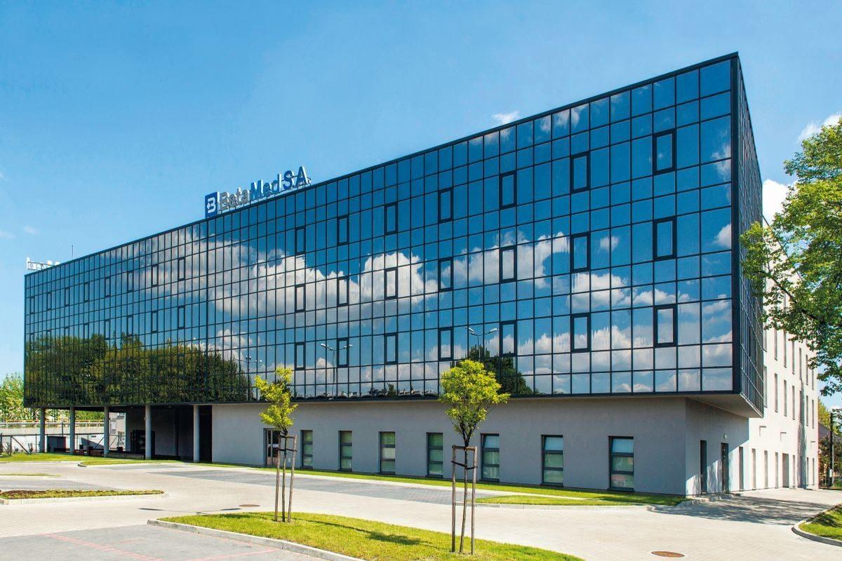 budynek BetaMed w Chorzowie