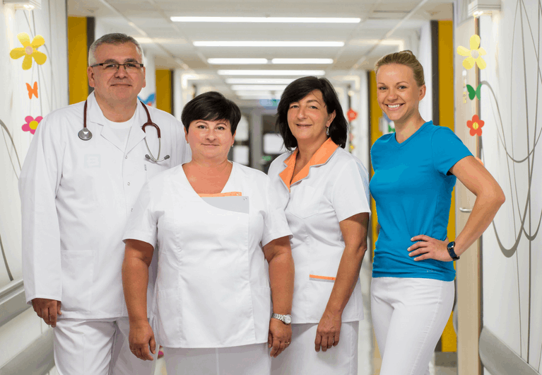 Sylwetki opiekunów medycznych w Centrum Medycznym BetaMed