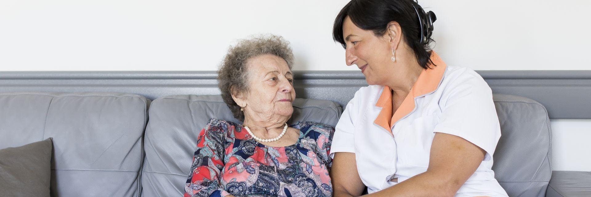 Opieka nad seniorem w Centrum Medycznym BetaMed w Chorzowie