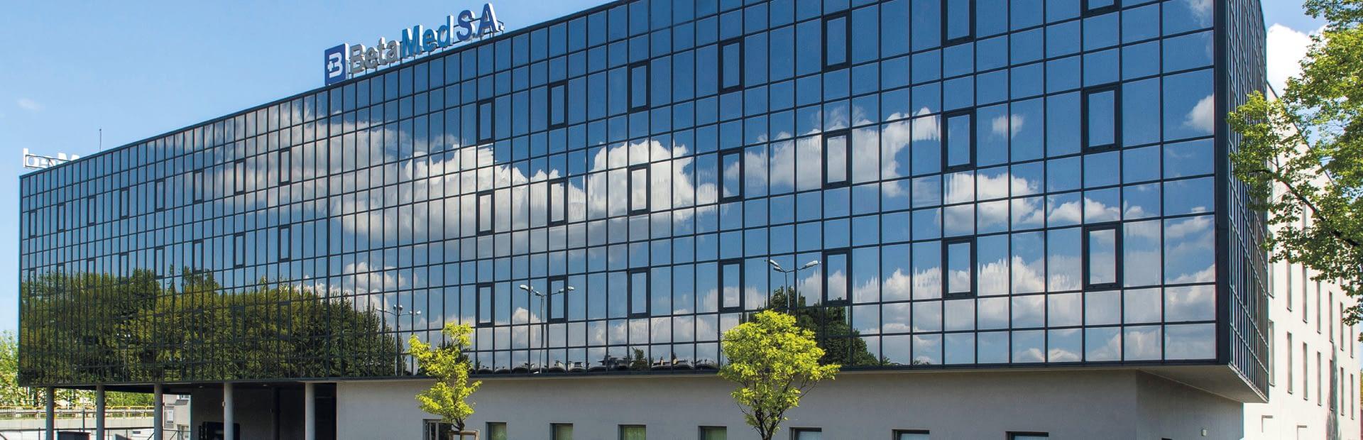 BetaMed budynek