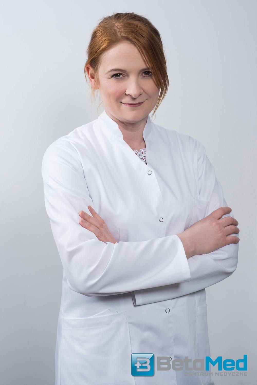 Lek.Iwona Kowalik - kardiolog