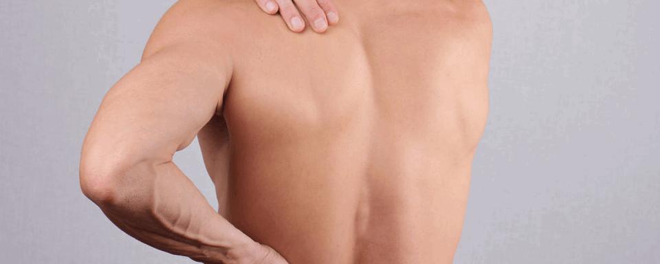 Ból pleców rwa kulszowa