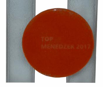 Nagroda TOP Menadżer 2017 Województwa Śląskiego