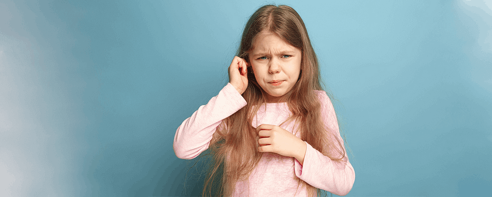 dziecko z problemami laryngologicznymi