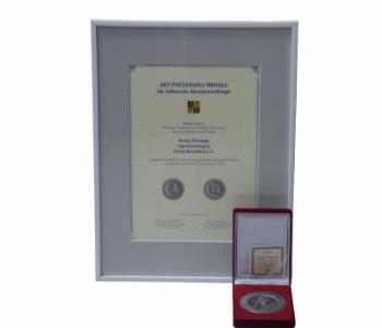 Medal im. Edwarda Abramowskiego