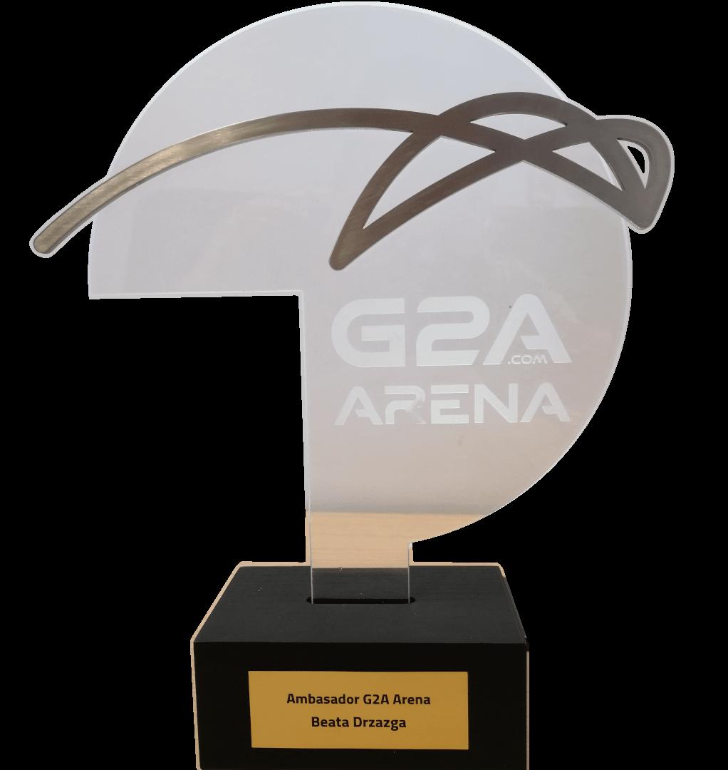Ambasador G2A Arena