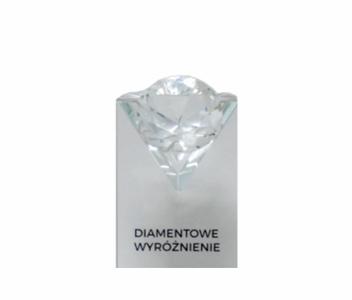 Diamentowe Wyróżnienie dla BetaMed - Złoty Certyfikat Rzetelności